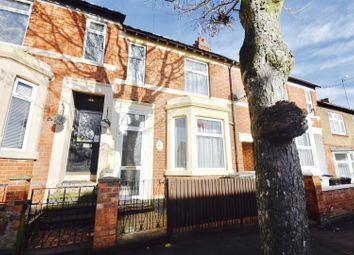 Thumbnail 3 bedroom terraced house for sale in Roundhill Road, Kettering