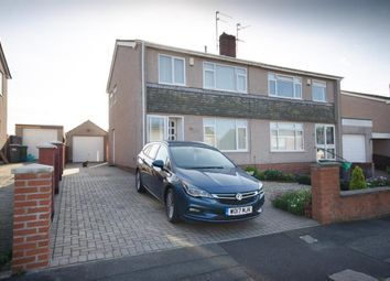Thumbnail 3 bedroom semi-detached house to rent in Sutherland Avenue, Downend, Bristol