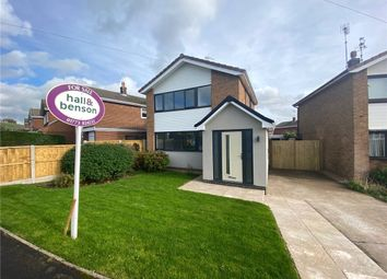 Thumbnail 3 bedroom detached house for sale in Thorpe Way, Belper