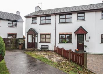 Thumbnail 2 bed semi-detached house for sale in 9 Little Meddow, Andreas, Isle Of Man