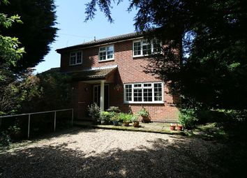 Thumbnail 4 bed detached house for sale in Bridge Road, Bursledon, Southampton, Hampshire