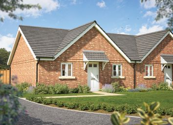 "Thumbnail 2 bed semi-detached house for sale in ""The Elm "" at Haygate Road, Wellington, Telford"