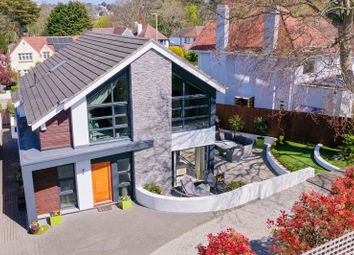 Thumbnail 4 bed detached house for sale in Elms Close, Lilliput, Poole