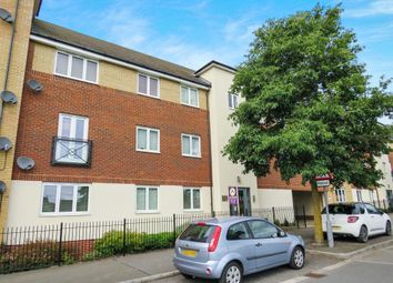 Thumbnail 2 bed flat for sale in Eagle Way, Hampton Vale, Peterborough