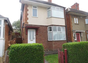 Thumbnail 3 bedroom detached house for sale in Ruskin Road, Kingsthorpe, Northampton