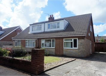 Thumbnail 3 bed semi-detached house to rent in Greaves Meadow, Penwortham, Preston