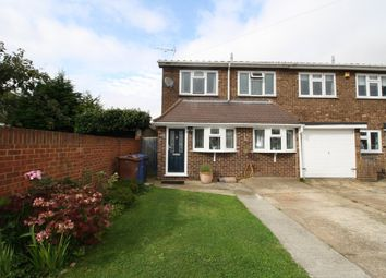 Thumbnail 3 bed end terrace house for sale in St. Johns Road, Chadwell St. Mary, Grays