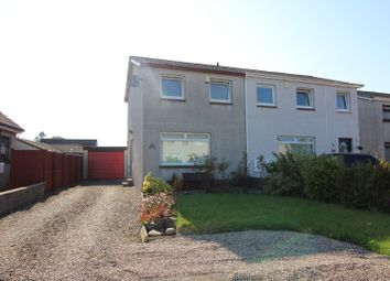 Thumbnail 3 bedroom semi-detached house for sale in Hawick Drive, Dundee