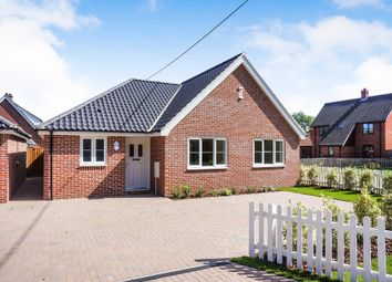 Thumbnail 3 bedroom detached bungalow for sale in The Street, Alburgh, Harleston