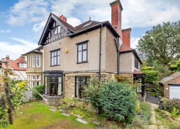 Thumbnail 6 bed semi-detached house for sale in Foxglove Road, Almondbury, Huddersfield