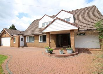 Thumbnail 5 bed detached house for sale in Knowsley Road, Ainsworth, Bolton