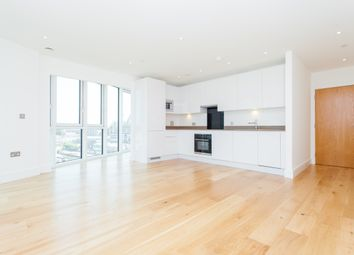 Thumbnail 3 bed flat to rent in High Street, City West Tower, Stratford