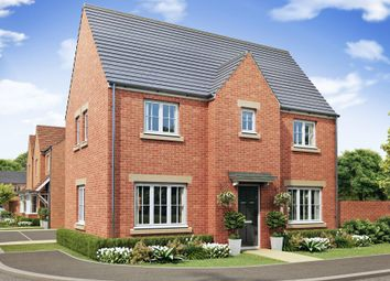 "Thumbnail 3 bed detached house for sale in ""Morpeth"" at Wheatley Close, Banbury"