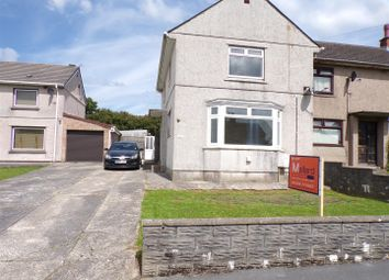 Thumbnail 2 bed property to rent in Brynawelon, Llanelli