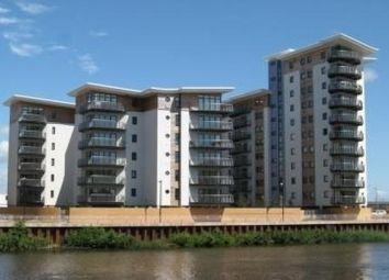 Thumbnail 1 bed flat to rent in Beatrix, Victoria Wharf, Watkiss Way, Cardiff