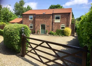 Thumbnail 4 bed detached house for sale in Main Street, Bilbrough, York