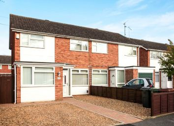 Thumbnail 3 bed semi-detached house for sale in Witham Way, Paston, Peterborough