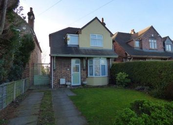 Thumbnail 3 bed detached house for sale in Dosthill Road, Two Gates, Tamworth, Staffordshire