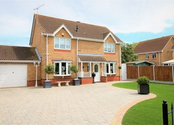 Thumbnail 4 bed detached house for sale in Craven Avenue, Canvey Island, Essex