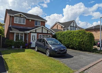 Thumbnail Detached house for sale in Sheridan Close, Leighton, Crewe