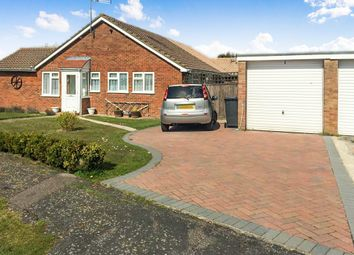 Thumbnail 3 bed semi-detached bungalow for sale in Hamlands Lane, Willingdon, Eastbourne