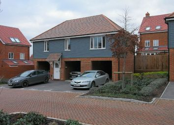 Thumbnail 2 bed flat for sale in Chaplin Way, Picket Piece, Andover