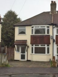 Thumbnail 3 bed semi-detached house for sale in 19 Bourne Lane, Caterham, Surrey