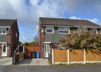 Thumbnail 3 bed semi-detached house for sale in Jedburgh Drive, Kirkby, Liverpool