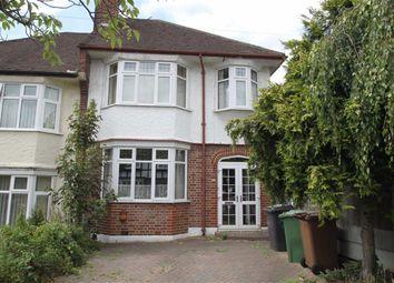 Thumbnail Semi-detached house for sale in Hurst Avenue, London