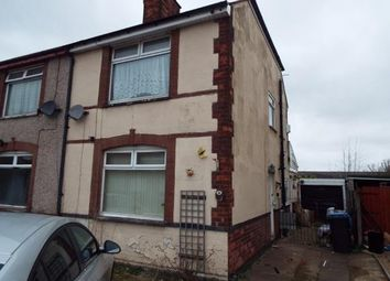 Thumbnail 2 bedroom semi-detached house for sale in Kingsfield Road, Barwell, Leicester, Leicestershire