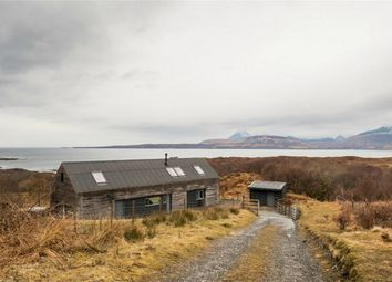Thumbnail 4 bed detached house for sale in The Shed, Tokavaig, Isle Of Skye
