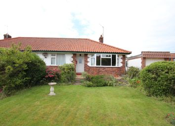 Thumbnail Semi-detached bungalow for sale in Northfield Road, Mundesley, Norwich