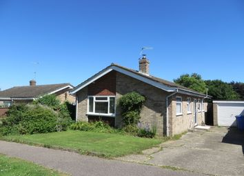 Thumbnail 3 bedroom detached bungalow for sale in Warwick Avenue, Halesworth