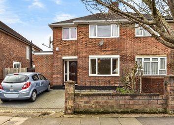 Thumbnail 4 bed semi-detached house for sale in First Avenue, London