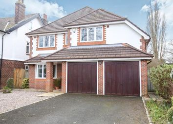 Thumbnail 4 bedroom detached house for sale in Lynton Park Road, Cheadle Hulme, Cheshire, .