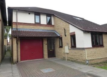 Thumbnail 3 bed property to rent in Hillgrounds Road, Kempston, Bedford