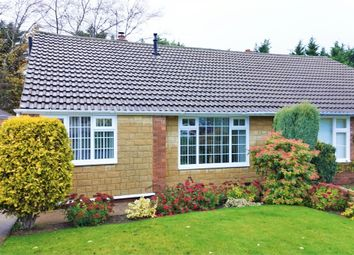Thumbnail 2 bed semi-detached bungalow for sale in Elm Drive, Marton-In-Cleveland, Middlesbrough