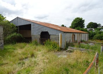 Thumbnail Barn conversion for sale in The Barn, Higher Southcombe Farm, Northlew, Okehampton