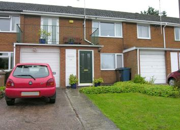 Thumbnail 3 bed terraced house to rent in Fairview Way, Baswich, Stafford
