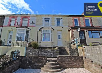 Thumbnail 4 bed terraced house for sale in Raymond Terrace, Treforest, Pontypridd, Rhondda Cynon Taff
