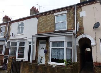 Thumbnail 2 bed terraced house for sale in Fletton, Peterborough