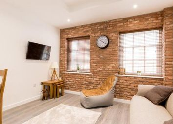 Thumbnail 1 bed flat for sale in Houndsgate Court, Houndsgate, Nottingham, Nottinghamshire