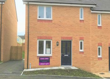 3 bed semi-detached house for sale in Clos Coed Derw, Penygroes, Llanelli SA14