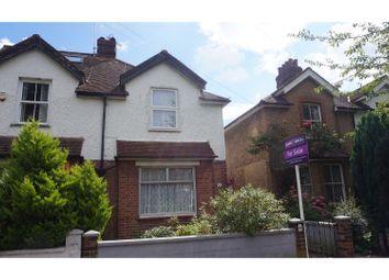 Thumbnail 2 bed semi-detached house for sale in Niton Road, Richmond