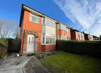 Thumbnail 3 bed semi-detached house to rent in Clovelly Drive, Penwortham, Preston