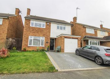 Thumbnail 4 bed detached house for sale in Greygoose Park, Harlow