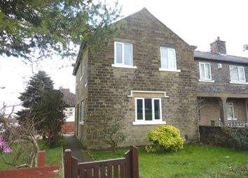 Thumbnail 3 bed end terrace house for sale in Nursery Lane, Ovenden, Halifax