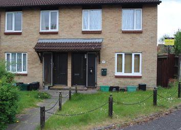 Thumbnail 1 bed flat to rent in Bishop Butt Close, Orpington, Kent