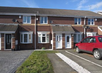 Thumbnail 2 bed terraced house for sale in Broad Meadows, Newcastle Upon Tyne, Tyne And Wear.