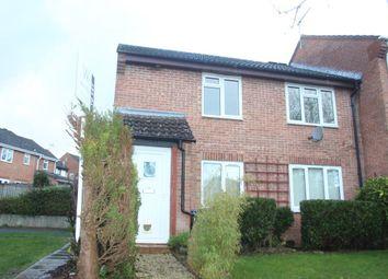 Thumbnail 2 bed flat to rent in Ayrshire Close, Salisbury